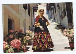 GREECE - SCOPELOS - TYPICAL COSTUME - 1970s ( 1723 ) - Cartes Postales