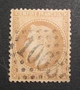 LOT R1631/337 - NAPOLEON III Lauré N°28B - GC 1005 CHERY CHARTREUSE (Aisne) INDICE 13 - 1863-1870 Napoléon III Lauré