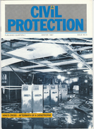 Civil Protection Quarterly Magazine, Winter 1987, Issue No 5 - Krieg/Militär