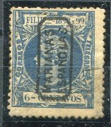 ANTILLAS   Nº 16   Mat . Certificado-302 - Cuba (1874-1898)