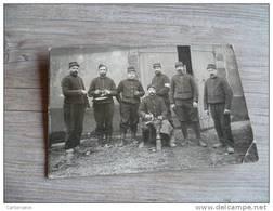 BUSSY SAINT GEORGES 14 JANVIER 1915 PHOTO MILITAIRE CORDONNIER CORRESPONDANCE  @  CPA VUE RECTO/VERSO AVEC BORDS - France