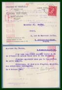 German Censor Censure Allemande / CP Belgique St Ghislain > France Avesnes / Helpe 1941 - Deutschland