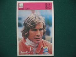 Jamens Hunt - Grand Prix / F1
