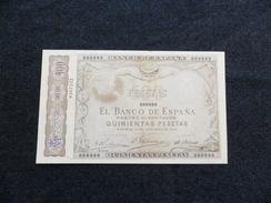 ESPAÑA BILLETE FACSÍMIL OFICIAL  DE LA FNMT - [ 8] Fictifs & Specimens