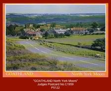 """P5122  """"GOATHLAND"""" (1970's. Colour Photogravure Postcard With Border. Judges. No.C1959) - England"""
