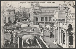 Lagoon, Franco-British Exhibition, 1908 - Valentine's Postcard - Exhibitions