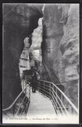 CPA 74 - Annecy,  Les Gorges Du Fier - LL - Annecy