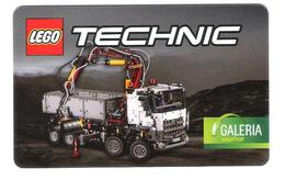 Germany - Allemagne - Galeria - Lego - Technik - Carte Cadeau - Carta Regalo - Gift Card - Geschenkkarte - Gift Cards