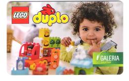 Germany - Allemagne - Galeria - Lego - Duplo - Carte Cadeau - Carta Regalo - Gift Card - Geschenkkarte - Gift Cards