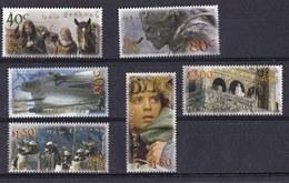 Nuova Zelanda New Zealand 2002 Il Signore Degli Anelli 2091-96 Mnh - Nuova Zelanda