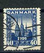 Danemark YT 126 Oblitéré - 1913-47 (Christian X)