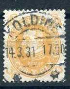Danemark YT 204 Oblitéré - 1913-47 (Christian X)