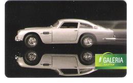 Germany - Allemagne - Galeria Kaufhof - Model - Car - Auto - Carte Cadeau - Carta Regalo - Gift Card - Geschenkkarte - Frankreich