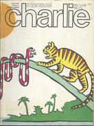 Charlie Mensuel N°120 Janvier 1979 Andrevon,Schulz, Cabu, Willem,Smythe,... - Riviste E Periodici