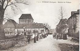 TURSAC  ( 24 )  - Entrée Du Village - France