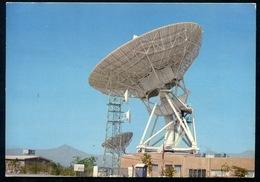 Sultanat Of OMAN  - Satellite Station .PC Used Postally - Oman