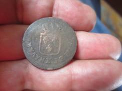 SOL A L'ECU - LETTRE K - VOIR PHOTOS - 987-1789 Monnaies Royales