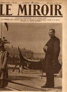 JOURNAL LE MIROIR N° 185 Du  DIMANCHE 10/06/1917 - Autres