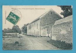 CPA - La Ferme De La Couperie Hameau De BEYNES 78 - Beynes
