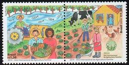 BRAZIL 2014 International Year Of Family Farming - Brésil