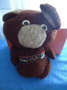 """""""MIŠA"""" Bear Mascot Of Moscow Olympics 1980 - Other Collections"""