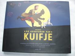 Chris Guise  Artbook De Avonturen Van Kuifje Filmbewerking Door Steven Spielberg - Kuifje Specials