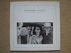 HOWARD JONES - HUMAN'S LIB (LP) (WEA RECORDING 1984) - Rock