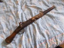 Vieux Pistolet - Armes Neutralisées