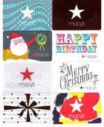 USA - 8 Cards - MACYS - Carte Cadeau - Carta Regalo - Gift Card - Geschenkkarte - Gift Cards