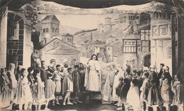 SAINT DIE  SALLE SAINT MARTIN ODILIA LA SAINTE ABESSE DE HOHENBOURG - Saint Die