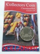 Collectors Coin - Dutch Cheesemarket Alkmaar  - Pays-Bas - Elongated Coins