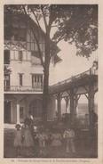 VAL D AJOL TERRASSE DU GRAND HOTEL DE FEUILLEE DOROTHEE - Frankrijk