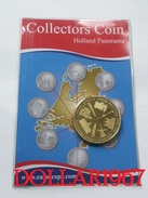 Collectors Coin -THE NETHERLANDS – Panorama  - Pays-Bas - Elongated Coins