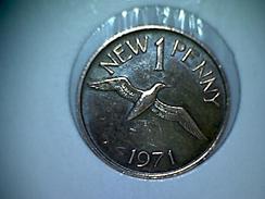 Guernsey 1 New Penny 1971 - Guernsey