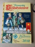 REIMMICHLS WOLKS KALENDER 2010 Almanach Calendrier Innsbruck Autriche Austria Religion Jésus Christ - Kalender