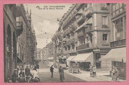 67 - STRASBOURG - Rue De La Haute Montée - Tram - Tramway - Strassenbahn - Strasbourg