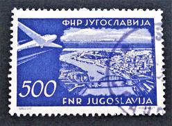 POSTE AERIENNE 1951 - OBLITERE - YT PA 40A - MI 692 - 1945-1992 Repubblica Socialista Federale Di Jugoslavia