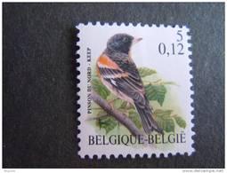 België Belgique Belgium 2000 Vogels Oiseaux Buzin Keep Pinson Du Nord 2921 MNH ** - 1985-.. Birds (Buzin)
