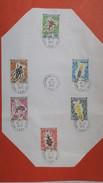 """TAAF  Lot De 6 Timbre  """" Archipel Des Kerguelen """"  En Date Du 10/02/1973  Oblitéré TBE - Used Stamps"""