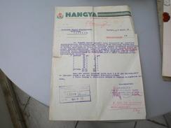Hangya Kirendeltsega BacsToplya 1944 Ww2 Okupation Backa - Facturas & Documentos Mercantiles