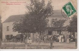 51 - POUILLON - CAFE RESTAURANT DE LA GARE - France