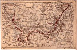 Latvia 1935, Tourism Postcard Of Interior Ministry. Apmeklejiet Kurzemes Sveici! - Latvia