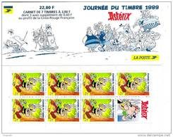 France: Carnet N° BC3227  Astérix(état: Xx) Côte: 18€ - Bandes Dessinées