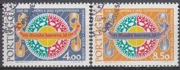 PORTUGAL 1977 Nº 1344/45 USADO - Used Stamps
