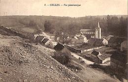 Celles - Vue Panoramique (1928) - Houyet
