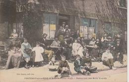 94 - FONTENAY SOUS BOIS - AVENUE VICTOR HUGO - RESTAURANT DES BONS VIVANTS - SUPERBE PLAN - Fontenay Sous Bois