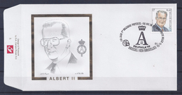 N°2840FDC GESTEMPELD Brussel - Bruxelles COB € 5,50 SUPERBE - 1991-00