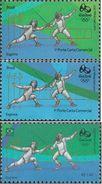 BRAZIL 2015 Olimpic Sport Games Rio 2016 Fencing Esgrime - Brazil