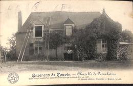 Couvin (environs De) - Chapelle De Consolation (travaux De Toiture, 1940) - Couvin