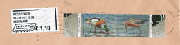 Oiseau Sur Lettre - Briefe U. Dokumente